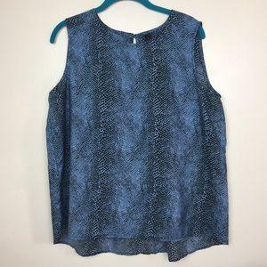 Misoka | Patterned Oversize Blouse